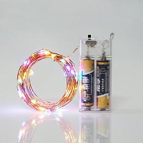 Dây Đèn Đom Đóm Chipsbling Fairy Light Dùng Pin