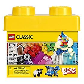 Bộ Lắp Ráp Hộp LEGO Classic sáng tạo LEGO CLASSIC 10692 (221 chi tiết)
