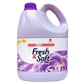 Nước Xả Vải Fresh & Soft 3.6L