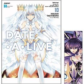Date A Live Tập 10 – Tobiichi Angel