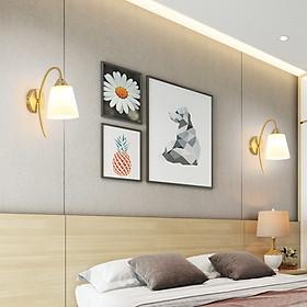 Đèn gắn tường DGT15 trang trí phòng ngủ cầu thang siêu đẹp- Dễ dàng thi công lắp đặt- Phù hợp với nhiều không gian sống.