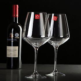 Bộ 6 ly rượu vang Pha lê RCR Aria Vini Bianchi 460ml (sản xuất tại Ý)