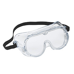 Safety Glasses Anti-Fog Goggles Adjustablel Eyewear Eye Protectors from Flying Particles Liquid Splatter Dust Wind