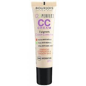 Bourjois Kem Nền 123 Perfect CC Cream 33