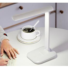 Đèn học để bàn đọc sách chống cận - Đèn LED nhiều chế độ ánh sáng phù hợp với mắt + Tặng kèm 1 đèn led tảng trí hình chai màu ngẫu nhiên