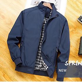 Áo khoác nam chống nắng gió thu đông, chất liệu dù giữ ấm cao cấp ( Chọn màu )