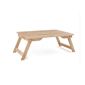 Bàn gỗ xếp chân thang kiểu Nhật  size 40x60