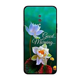 Ốp lưng dành cho điện thoại Oppo K3 in họa tiết Good morning