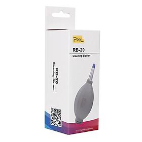 Ống Bóp Silicon Pixel RB20 (Xanh Dương) - Hàng Nhập Khẩu