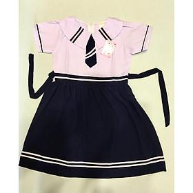 Đầm học sinh bé gái - 08