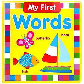 Early Learning Board: My First Words