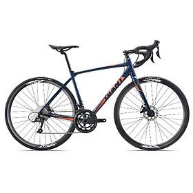 Hình ảnh Xe đạp đua GIANT 2019 SCR DISK Xanh Cam