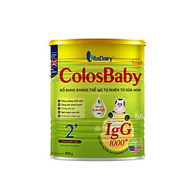 Sữa non COLOSBABY GOLD 2+ (400G)