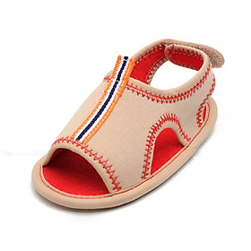Fashion Summer Baby Boys Breathable Anti-Slip Mixed Color Sandals Toddler Soft Soled Shoes Baby Shoes New