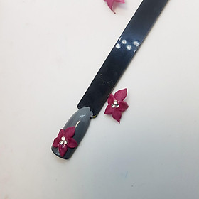 Hoa bột vẽ nổi fatasy sản phẩm trang trí móng.HN024