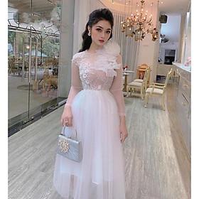 Đầm dự tiệc công chúa TRIPBLE T DRESS -size M/L(kèm ảnh/video thật)MS133Y