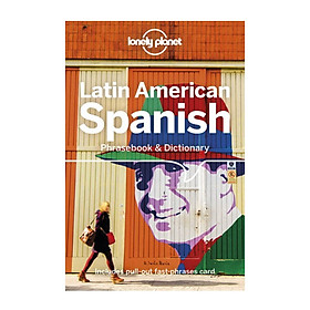 Latin American Spanish Phrasebook & Dictionary 9Ed.