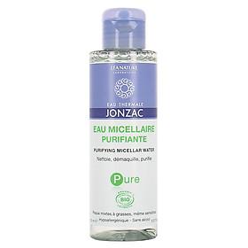 Nước tẩy trang cho da dầu, mụn Eau Thermale Jonzac Pure Purifying Micellar Water 150ml