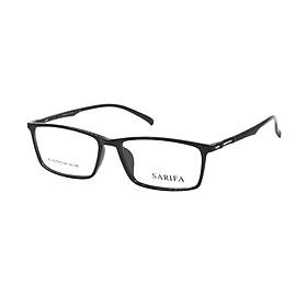 Kính Mắt Chống Tia UV Từ Điện Thoại, Máy Tính, Chống Mỏi Mắt Gọng kính chính hãng SARIFA A1335 C01