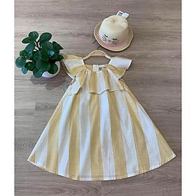 Biểu đồ lịch sử biến động giá bán Váy bé gái sọc vàng - váy hàn quốc bé gái (phom ngắn)