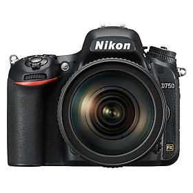 Máy Ảnh Nikon D750 (Af-S 24-120mm F4 G Ed Vr) Kit - Hàng Chính Hãng