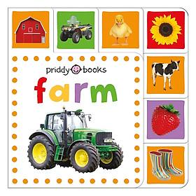 Mini Tab Farm - Mini Tab Books (Hardback)