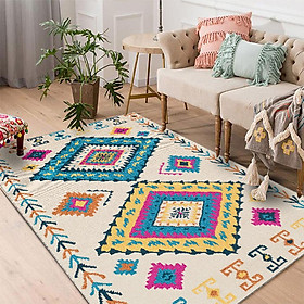 Nordic Style Floor Mat Carpet for Living Room Home Decoration Accessories