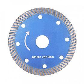 Lưỡi Cắt Kim Cương (110 x 1.2 x 20 mm)