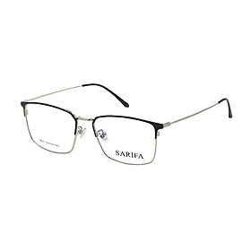 Kính Mắt Chống Tia UV Từ Điện Thoại, Máy Tính, Chống Mỏi Mắt Gọng kính chính hãng SARIFA 9827 Nhiều Màu