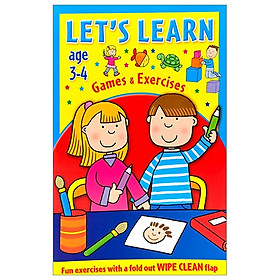 Let's Learn: Age 3 - 4