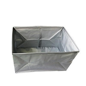 Túi bạc chống thấm nước cho thùng xếp gọn Loại Trung Cấp – Dung tích 30 Lít