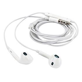 Tai nghe dùng cho  iphone 3.5mm - Hàng Chính Hãng