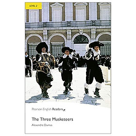 Level 2: The Three Musketeers Book And MP3 Pack (Pearson English Graded Readers)