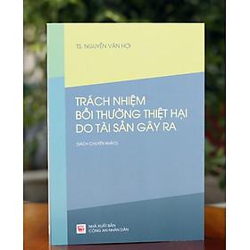 Trách Nhiệm Bồi Thường Thiệt Hại Do Tài Sản Gây Ra (Sách Chuyên Khảo)