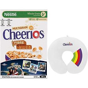 Ngũ Cốc Ăn Sáng Nestlé CHEERIOS (300g) - Tặng Gối Cổ Cheerios