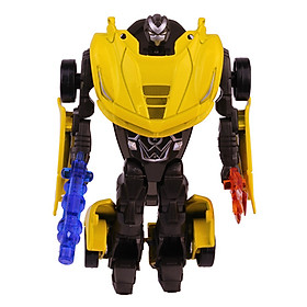 Robot Biến Hình Siêu Xe BKK 91503-BU/YE