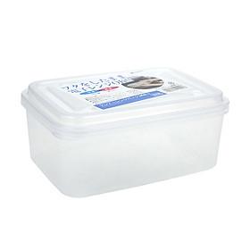 Combo hộp đựng thực phẩm cao cấp có thể sử dụng trong lò vi sóng + 4 thìa đong gia vị màu sắc nội địa Nhật Bản