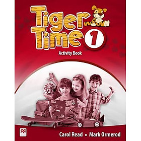Tiger Time Level 1 Activity Book