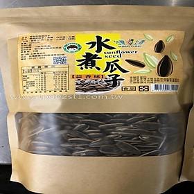 Hướng dương tẩm vị tỏi Shangqing Đài Loan 500g