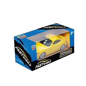 Đồ chơi xe tốc độ FastWheels 5 inch (Giao Ngẫu Nhiên) 554000