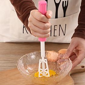 Dụng Cụ Đánh Trứng Cầm Tay Đa Năng-Giao Màu Ngẫu Nhiên