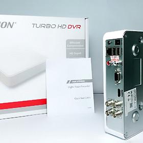 (Hàng Chính Hãng) – Đầu Ghi Camera 1080 HD-TVI 4 kênh – HIKVISION