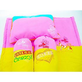 Bộ chăn gối cho bé- Sunbaby