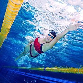 M Fitnsee Club - COMBO40 - Trải Nghiệm 40 Buổi Bơi Chuẩn 5 Sao Không Giới Hạn Thời Gian Bơi