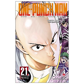 One Punch Man - Tập 21