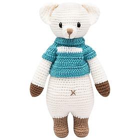 Gấu Bobbie Đứng M - Bộ Màu - Bobbie - WT-209ACR-M-M