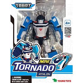 Đồ Chơi Lắp Ráp Young Toys - Mini Tobot Tornado