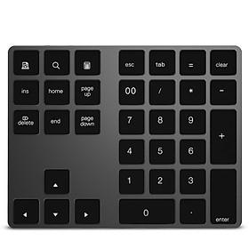 Bàn Phím Bluetooth 34 Phím BT Có Thể Sạc Dành Cho Windows / iOS / Android