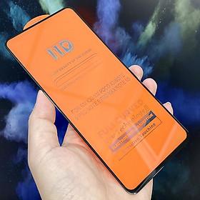 Kính cường lực 11D cho Xiaomi Redmi Note 9S - Note 9 Pro - Poco X3 Full viền Đen MIETUBL - Hàng Nhập Khẩu