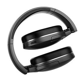 Tai nghe chụp tai bluetooh không dây cao cấp Baseus Encok Do2 (Bluetooth 5.0, âm thanh Hifi Surround, 25 giờ nghe nhạc liên tục) - Hàng chính hãng